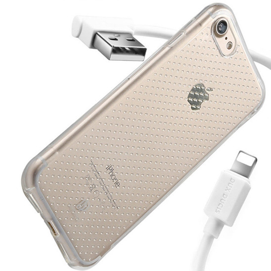 DUX DUCIS 3in1 HUAWEI P8 LITE 2017 CASE+USB+GLASS