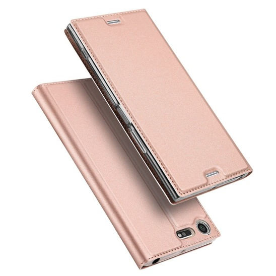 DUX DUCIS SKIN LEATHER CASE SONY XZ PREMIUM PINK