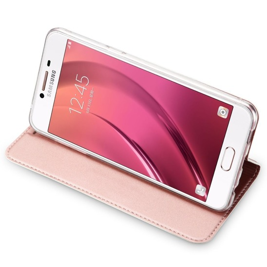 DUX DUCIS SKIN LEATHER HUAWEI MATE 9 LIGHT PINK