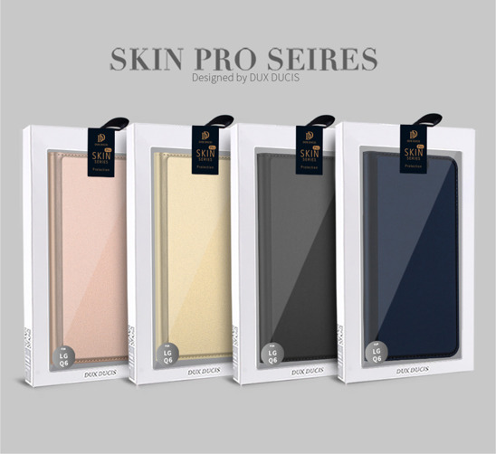 DUX DUCIS SKIN LEATHER HUAWEI P8 LITE 2017 GOLD