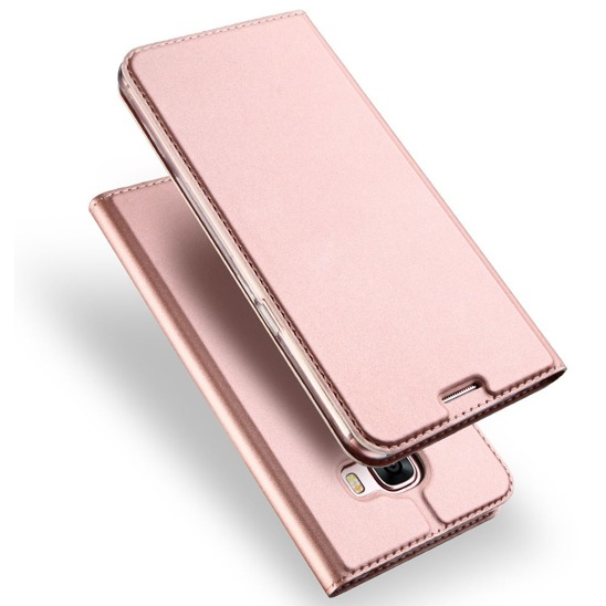 DUX DUCIS SKIN LEATHER HUAWEI P9 LITE MINI LIGHT PINK