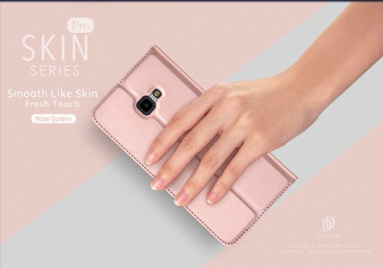 DUX DUCIS SKIN LEATHER IPHONE 5/5S LIGHT PINK