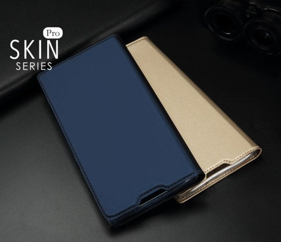DUX DUCIS SKIN LEATHER IPHONE 6+ GOLD