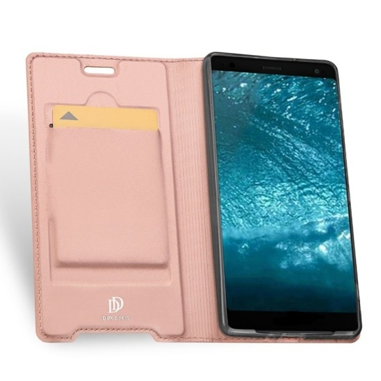DUX DUCIS SKIN LEATHER NOKIA 8 LIGHT PINK