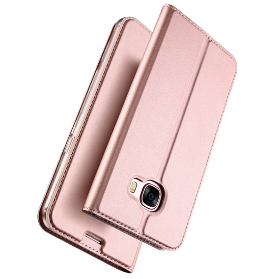 DUX DUCIS SKIN LEATHER SAMSUNG G950 S8 LIGHT PINK