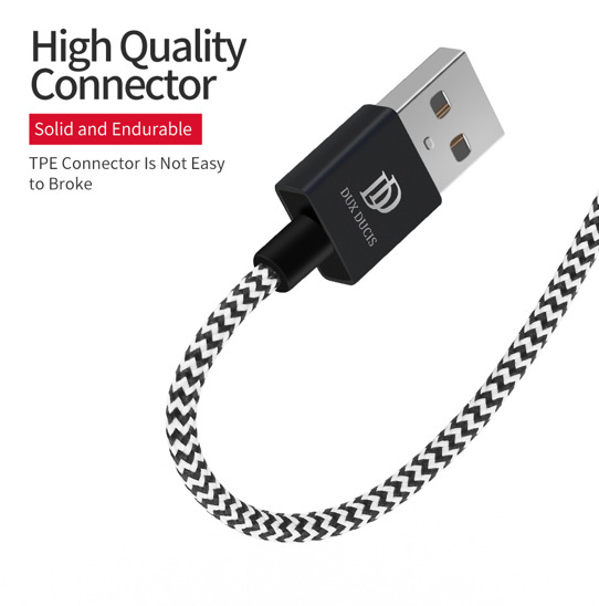 DUX DUCIS USB CABLE K-ONE LIGHTING 150CM