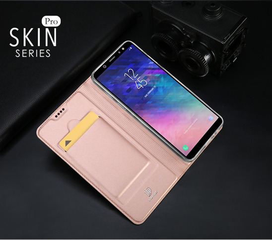 Dux Ducis Case Skin Leather ASUS ZENFONE MAX light pink