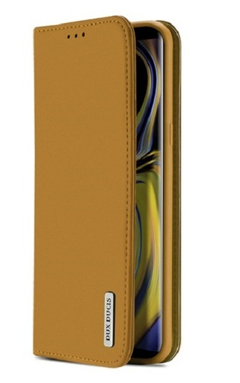 Dux Ducis Case Wish Leather Huawei Mate 10 brown