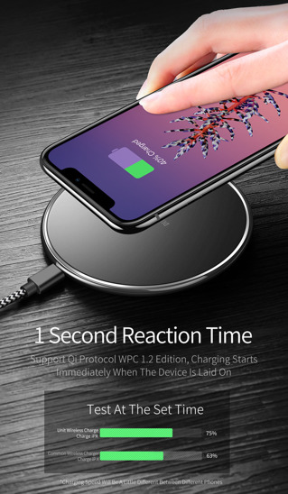 Dux Ducis WIRELESS CHARGER C1 white