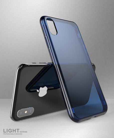 Dux Ducis case Light IPHONE X/ XS navy blue