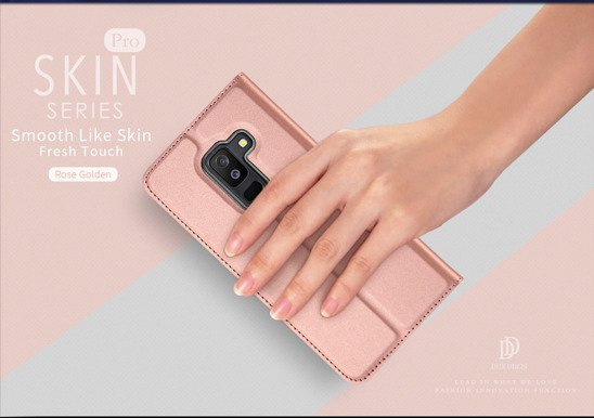 Dux Ducis skin leather case HUAWEI P30 LITE light pink