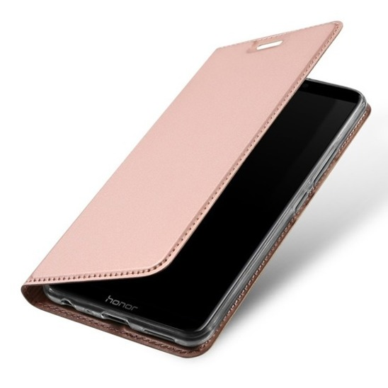 Dux ducis skin leather Huawei Honor 9 Lite light pink