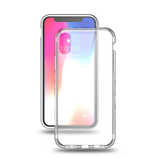 Etui Dux Ducis Light IPHONE XS MAX transparentne