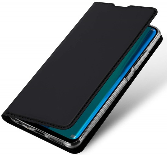 Etui Dux Ducis Skin Leather HUAWEI P SMART 2019 czarny