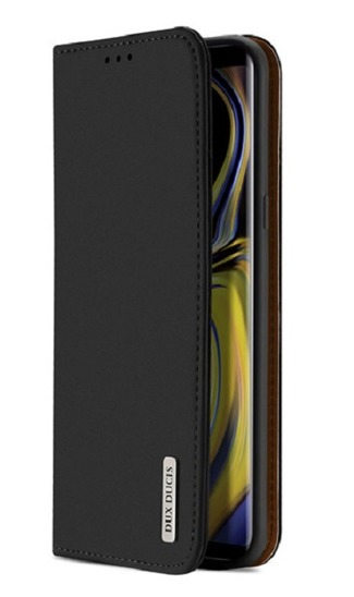 Etui Dux Ducis Wish Leather Huawei Mate 10 czarne