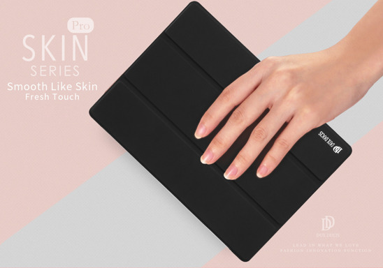 Etui tablet Dux Ducis skin leather  SAMSUNG GALAXY TAB S3 granat